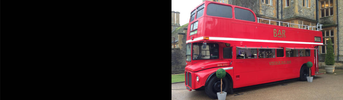 The Vintage Routemaster Bus Bar